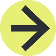 Yellow and black right arrow icon 926